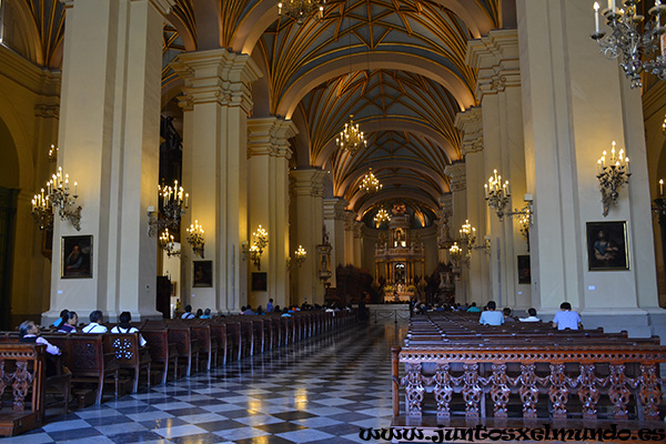Catedral Lima 2