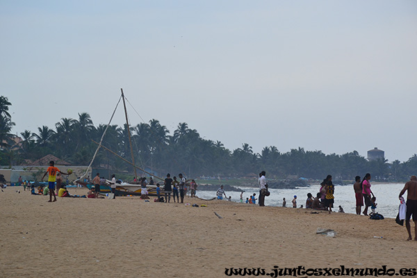 Playa de Negombo 1