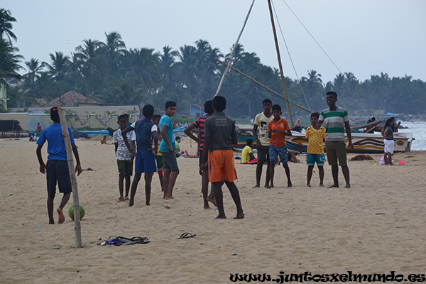 Playa de Negombo 2