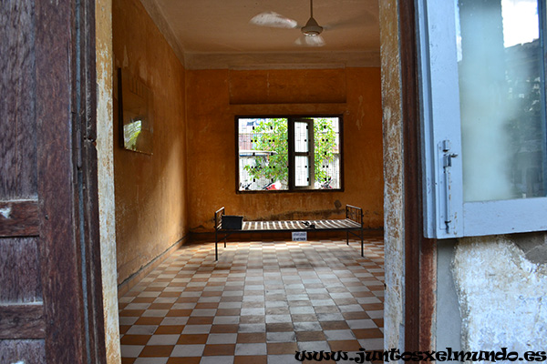 Tuol Sleng, prision S 21 4