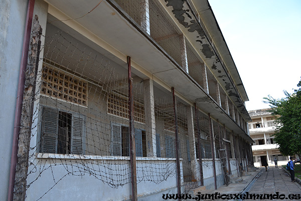 Tuol Sleng, prision S 21 5