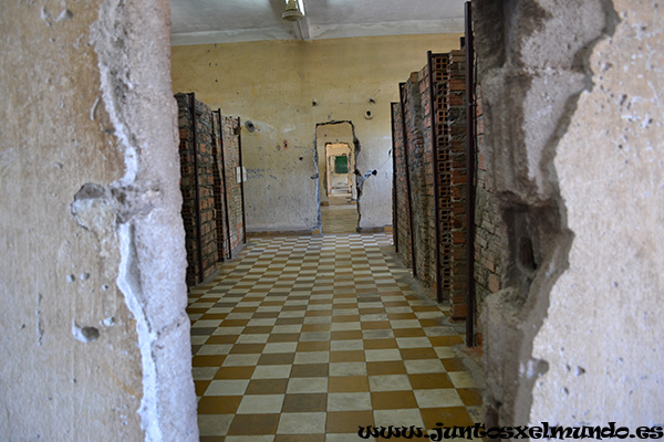 Tuol Sleng, prision S 21 6